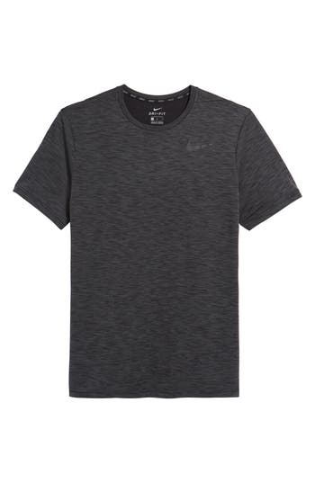 Nike Hyper Dry Training Tee, Black