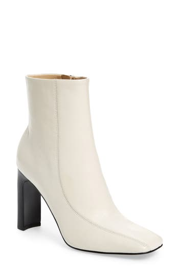 Marc Fisher Ltd. Darron Bootie, White