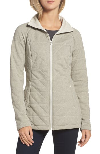 The North Face Fleece Jacket, Ivory