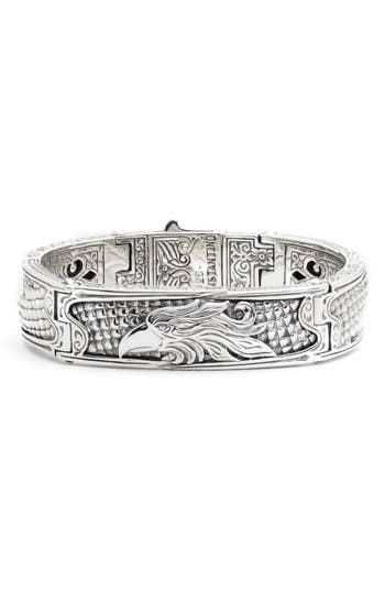 Men's Konstantino Heonos Men's Eagle Bracelet