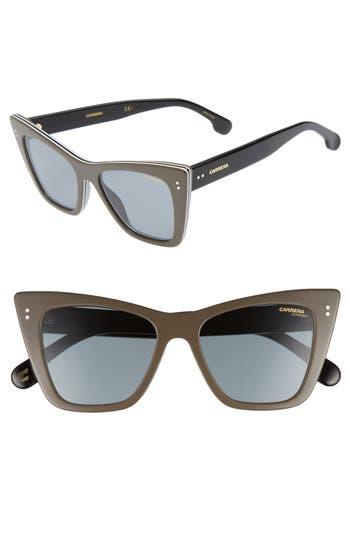Carrera Eyewear 52Mm Cat Eye Sunglasses - Beige