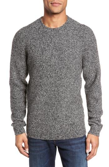 Bonobos Boucle Raglan Wool Blend Sweater, Grey