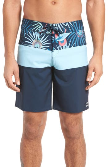 Billabong Tribong X Board Shorts, Blue