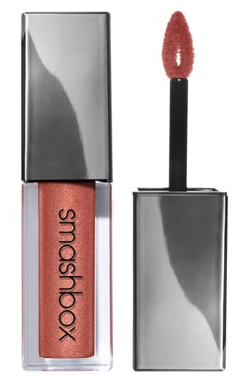 Smashbox Always On Metallic Matte Liquid Lipstick - Rust Fund