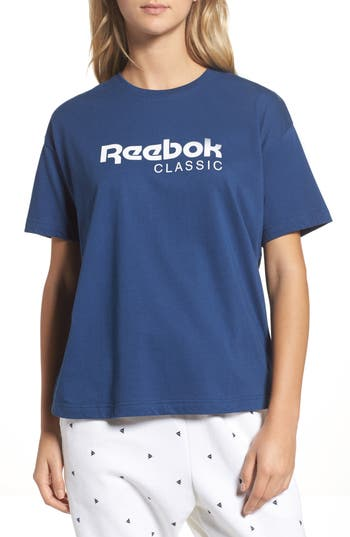 Reebok Elevated Tee, Blue