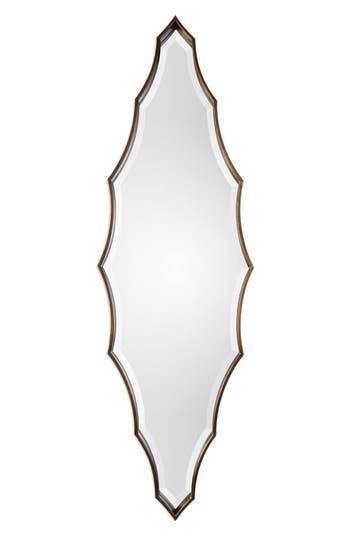 Uttermost Saffron Wall Mirror, Size One Size - Grey