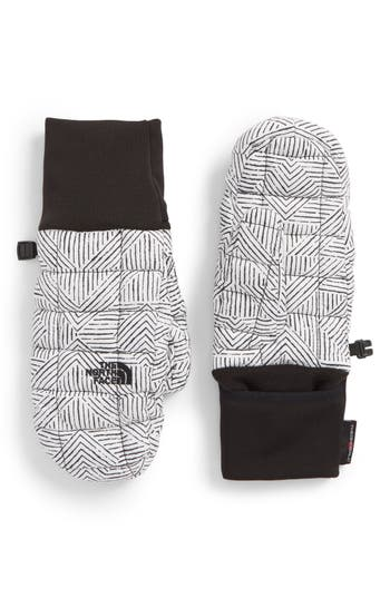 The North Face Thermoball(TM) Mittens, Black