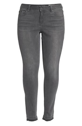 Release Hem Skinny Jeans