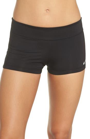 Nike Swim Kick Shorts, Black