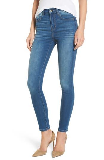 SP Black High Waist Stretch Skinny Jeans