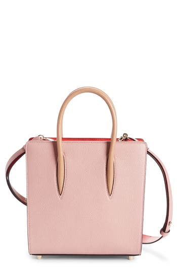 Christian Louboutin Small Paloma Empire Leather Tote - at NORDSTROM.com