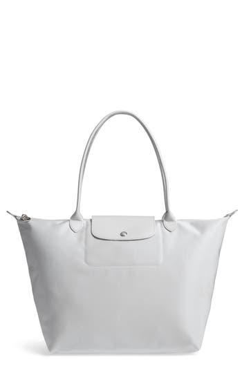 Longchamp 'Large Le Pliage Neo' Nylon Tote