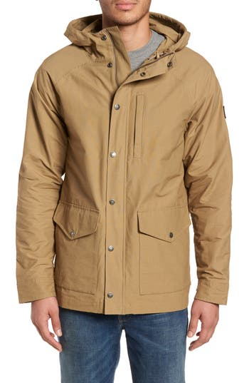 The North Face Waxed Canvas Utility Jacket, Beige