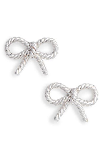 Women's Olivia Burton Vintage Bow Stud Earrings