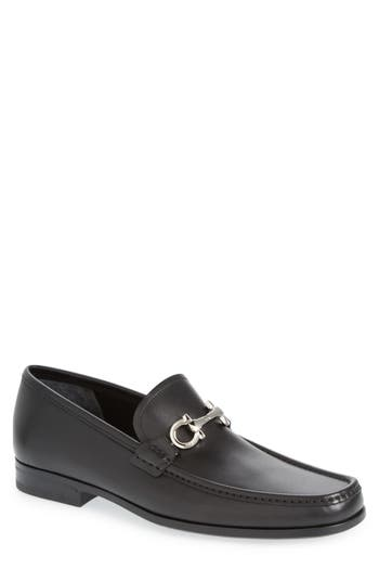 Salvatore Ferragamo Chris Bit Loafer