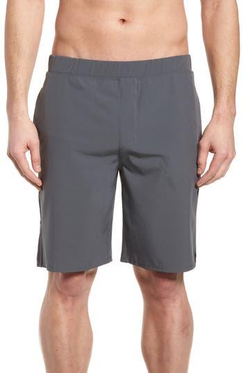 Hurley Alpha Trainer 2.0 Shorts, Grey