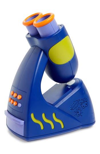 Educational Insights Geosafari Jr 21Piece Talking Microscope Set
