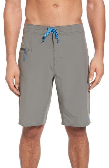 Patagonia Wavefarer Board Shorts, Grey