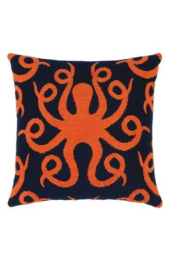 Elaine Smith Octoplush Accent Pillow, Size One Size - Orange