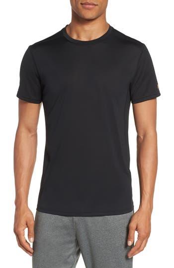 Bonobos Goodsport Mesh Panel T-Shirt, Black