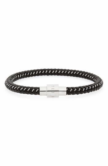 Ted Baker London Roland Leather Bracelet