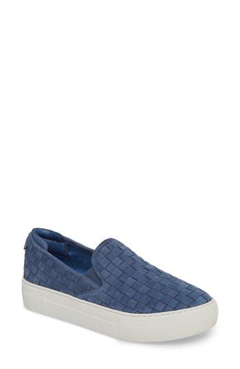 Jslides Proper Slip-On Sneaker, Blue