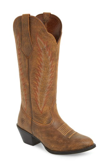 Ariat Desert Sky Western Boot- Brown
