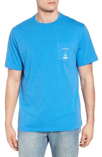 Vineyard Vines Sportfisher Crewneck T-Shirt, Blue