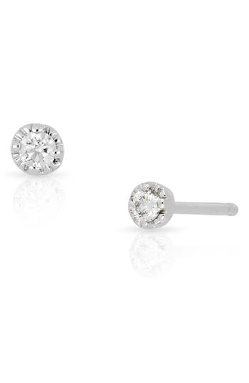 Bony Levy Mila Diamond Stud Earrings