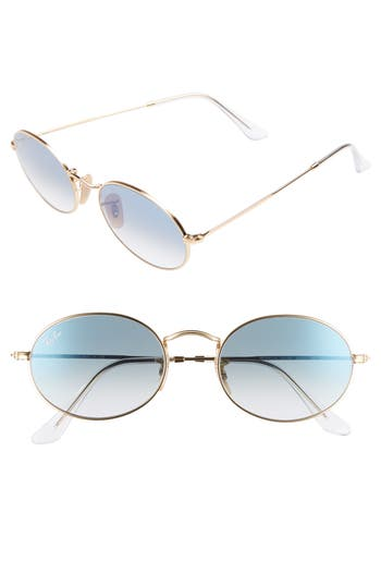 Ray-Ban 5m Oval Sunglasses - Gold
