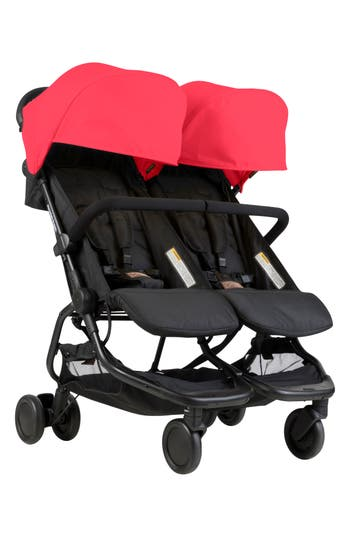Infant Mountain Buggy Nano Duo Double Stroller