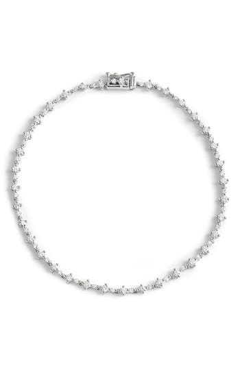 Bony Levy Botanical Diamond Tennis Bracelet
