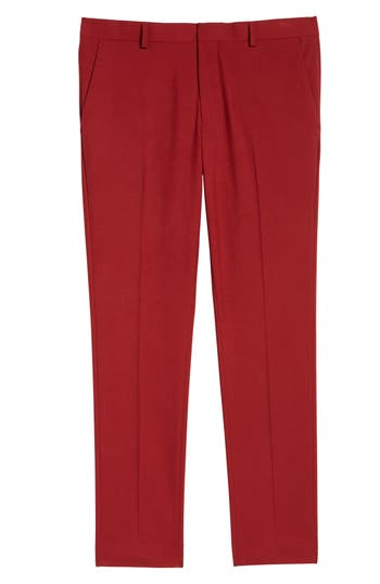 Men's Topman Skinny Fit Suit Trousers