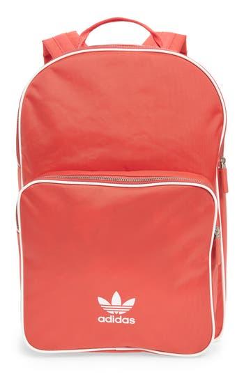 Adidas Originals Adicolor Backpack - Red