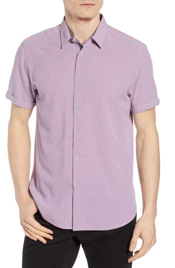 Men's Ted Baker London Twomoni Trim Fit Sport Shirt