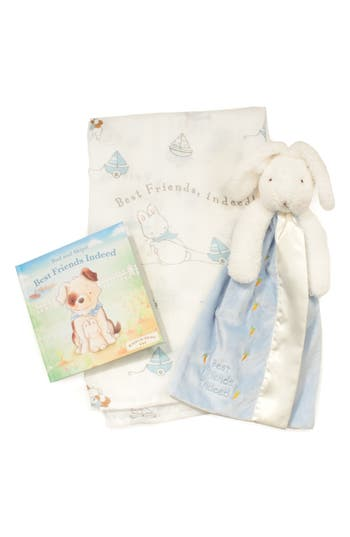 Infant Boys Bunnies By The Bay Skipit Read Me Another One 3Piece Gift Set