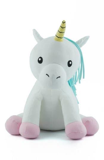 Toddler Elly Lu Organics Cupcake Unicorn Stuffed Animal