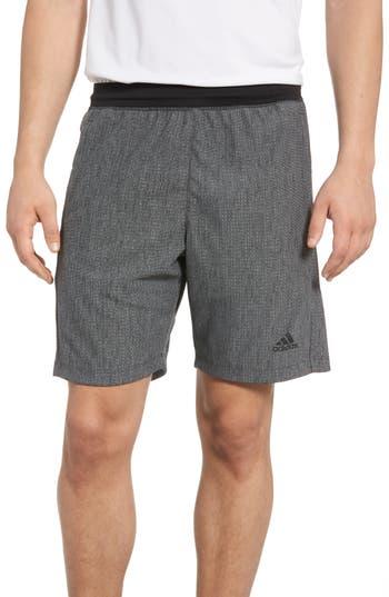 Adidas Speedbreaker Shorts, Grey