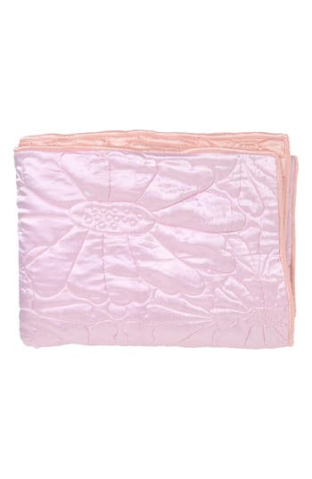 Kip  Co Magical Kingdom Quilted Satin Comforter