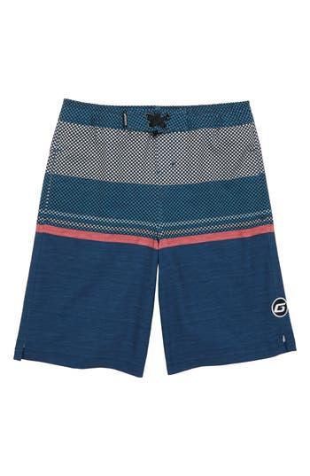 Boys Grom Horizon Board Shorts