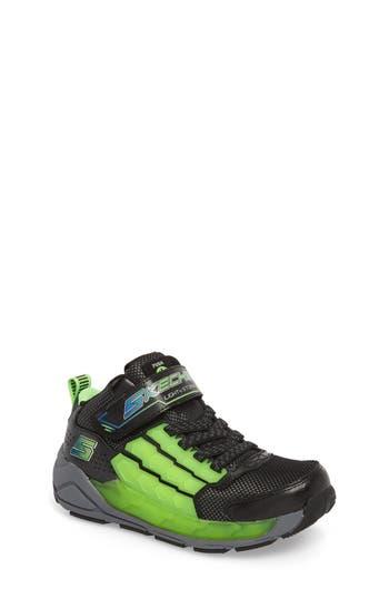 Boys Skechers Light Storm LightUp Sneaker