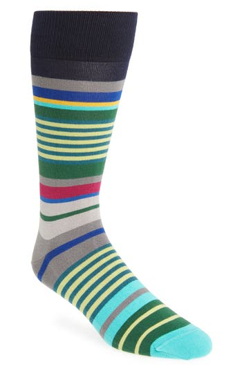 Paul Smith Grande Stripe Socks