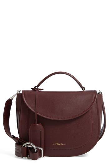 3.1 Phillip Lim Hudson Top Handle Leather Shoulder Bag