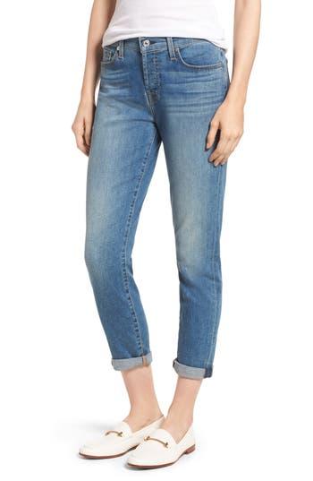 7 For All Mankind® Josefina Crop Boyfriend Jeans