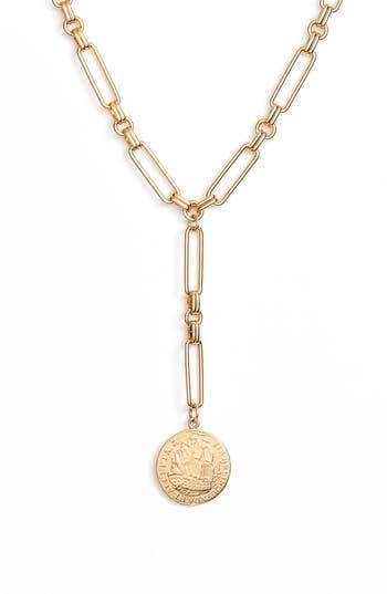 Bracha C'est La Vie Lariat Necklace