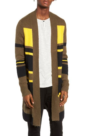 The Rail Long Cardigan