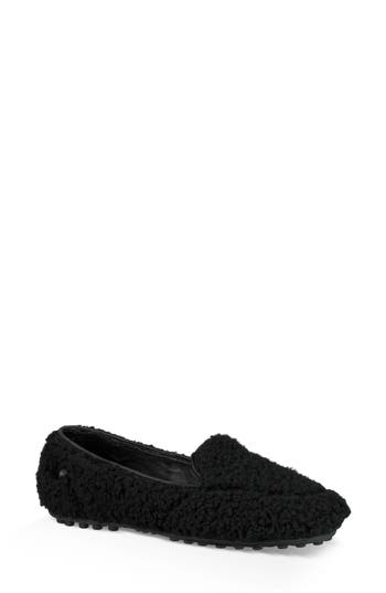 UGG® Hailey Fluff Genuine Shearling Slipper