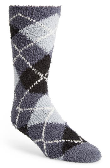Nordstrom Men's Shop Classic Argyle Butter Socks