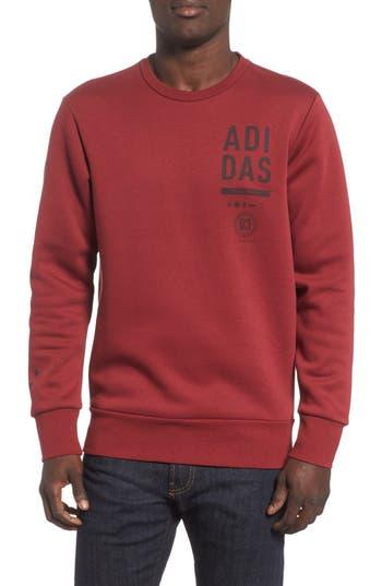 adidas International Regular Fit Sweatshirt
