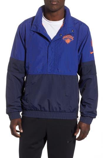 Nike New York Knicks Courtside Warm-Up Jacket